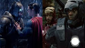 watch batman v superman and iron man 2 are the same movie batman superman iron man 2