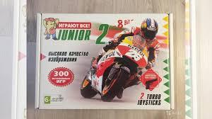 <b>Игровая приставка Dendy Junior</b> 2 300 игр (Новая) купить в ...
