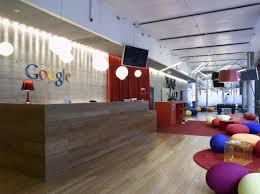 google zurich reception area best office reception areas