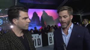 star trek beyond n premiere interview chris pine star trek beyond n premiere interview chris pine zachary quinto