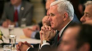 mike pence to attend funds event in washington