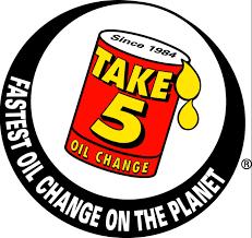 Take 5 Oil Change Gift Card