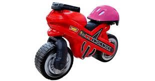 Беговел <b>Coloma</b> Moto MX со шлемом <b>46765</b> — купить по лучшей ...