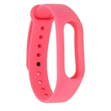 Ремешок <b>Red Line</b> для Xiaomi <b>Mi</b> Band 4/3 Black/Red