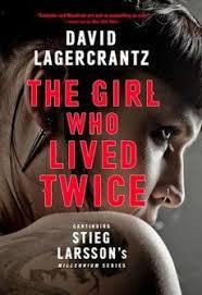 The Girl Who Lived Twice - David Lagercrantz - Książka - Księgarnia ...