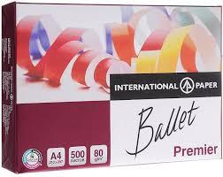 """Светогорский ЦБК Бумага """"<b>Ballet premier</b>"""" A4, 500 листов, 80 г/м"""