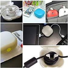 Cord Storage Holder Tangle-Free - Cable Shortener ... - Amazon.com