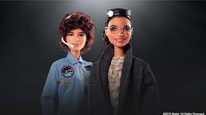 Rosa Parks and Sally Ride <b>Barbie</b> dolls: Two <b>new</b> collector dolls