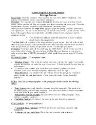 sample english essay form sludgeportwebfccom sample english essay form