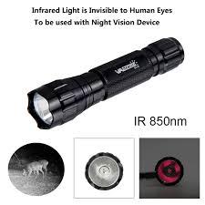 <b>5W 850nm Infrared</b> Radiation <b>IR</b> Night Vision Tactical LED Hunting ...