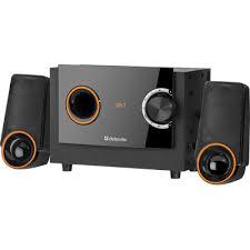 2.1 Speaker system <b>Defender X362</b> 36W, BT/FM/MP3/SD/USB/LED ...