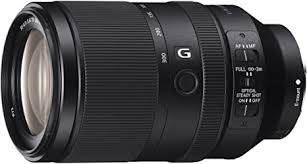 <b>Sony SEL70300G</b> 70 - 300 mm F4.5-5.6 FE <b>Full Frame</b>: Amazon.co ...