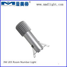 <b>3W 5W 10W</b> LED Room Number light GOBO light-MUMEDIA ...