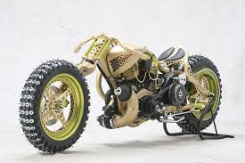 ice racer motorcycle