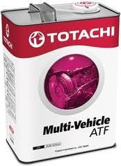 <b>Трансмиссионные масла</b> для АКПП <b>TOTACHI</b> / ТОТАЧИ