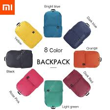 Original <b>Xiaomi Backpack 10L</b> Bag Urban Leisure Sports Chest ...