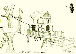 Plans for treehouses  treehouse design  building a tree house    SEE IT BUILT