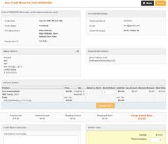 features list of magento multiple vendor marketplace extension vendor creates creditmemo