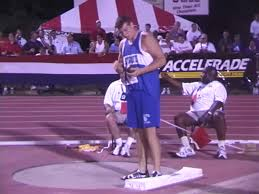 adidas outdoor track and field championships videos girls m kevin bookout 20 57m attempt 5 boys shotput adidas outdoor track and field championships 2002