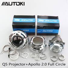 """<b>Autoki Car Styling Auto</b> Metal Q5 3.0"""" HID Bi xenon Headlight ..."""