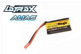 <b>Аккумулятор Black Magic</b> 3.7V 700mAh 35C LiPo JST-BEC plug ...
