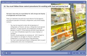 level 1 food safety in retail accredited elearning from level 1 cieh food safety retail