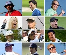 Hollywood's Top 100 Golfers - Golf Digest