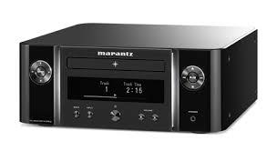 cd ресивер marantz m cr611 melody media black green