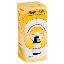 Стоит ли покупать <b>Миртикам сироп</b> фл. <b>100мл</b>? Отзывы на ...