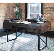 ashley furniture starmore home office desk in brown ashley furniture home office desk