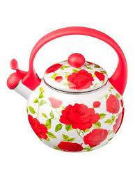 <b>Чайник эмалированный со свистком</b> 2,2 л Vetta 4435580 в ...
