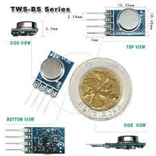<b>TWS</b>-BS RF MODULE Series Wireless Hi Power Transmitter Module ...