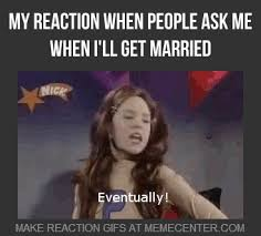 Getting Married Memes. Best Collection of Funny Getting Married ... via Relatably.com