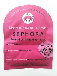 <b>Sephora Collection</b> - <b>Hair</b> Sleeping Masks - Global Cosmetics News