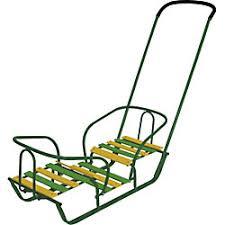 <b>Санки для двойни Nika</b>-<b>Kids</b> Санки-двойняшки, зеленые ...