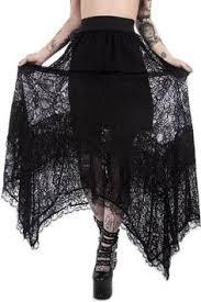 Gothic <b>Punk Rave</b> Shirt black lace <b>Backless</b> stretch Roll neck lace ...