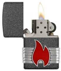 <b>Зажигалка</b> Red <b>Vintage</b> Wrap <b>ZIPPO</b> 29663 купить на <b>Zippo</b>.ru