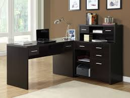 chic office desk with hutch easy home decoration ideas pictures chic office desk hutch