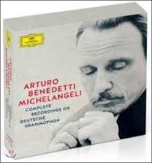 Arturo <b>Benedetti Michelangeli</b>