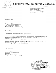 philippine academy of ophthalmology click here to pbo endorsement letter