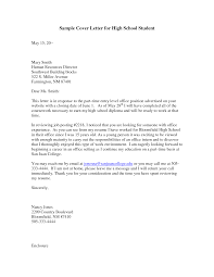 What Is A Cover Letter Example Student   Cover Letter Templates