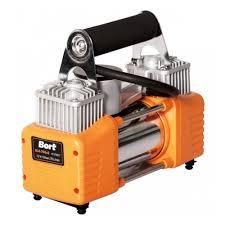 Автомобильный <b>компрессор Bort BLK-700x2</b> — купить в интернет ...