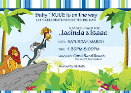 custom lion king invitation birthday invitation templates here is an example of an invite using baby simba we could do a bunch of baby disney characters lion king birthday invitation template