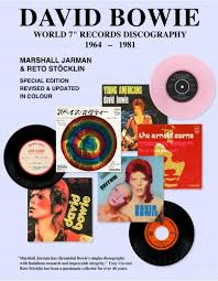 "<b>DAVID BOWIE WORLD</b> 7"" RECORDS DISCOGRAPHY 1964 – 1981 ..."