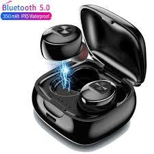3D TWS <b>Wireless</b> Headphones 5.0 True <b>Bluetooth Earbuds</b> IPX5 ...