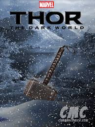 Póster Thor 2: The Dark World