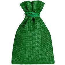 <b>Мешочек подарочный</b> холщовый Foster Thank S зеленый арт ...