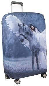 <b>Чехол для чемодана RATEL</b> Animal Sleeping beauty L — купить ...