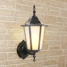 <b>Уличный настенный светильник</b> Elektrostandard из металла и ...