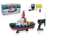 Радиоуправляемый буксир <b>Heng</b> Long «Seaport Work Boat» 40Mhz